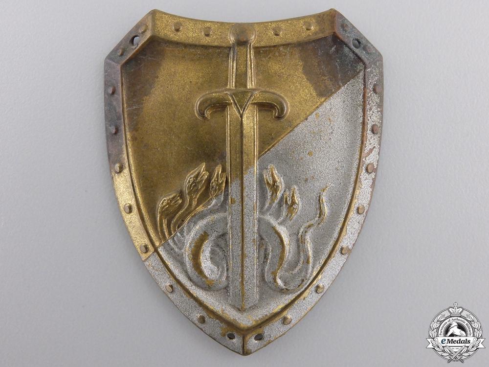 A German Freikorps Badge