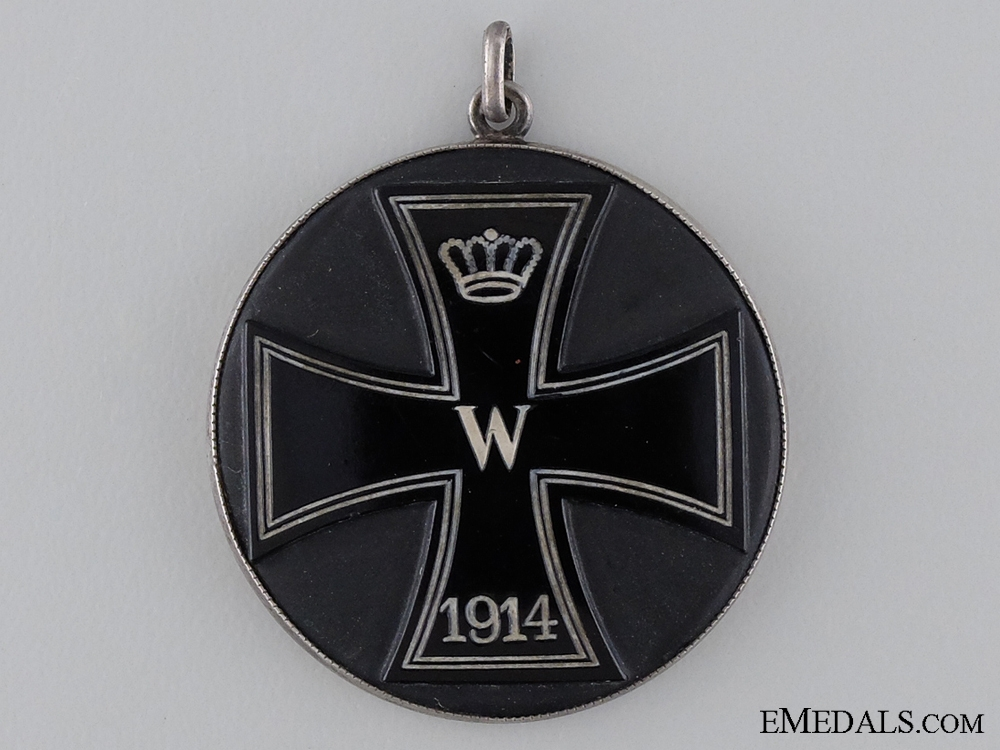 A German Imperial First War Iron Cross Badge