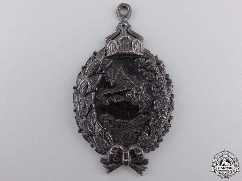 A German Imperial Prussian Pilot's in Silver; Prinzen Size