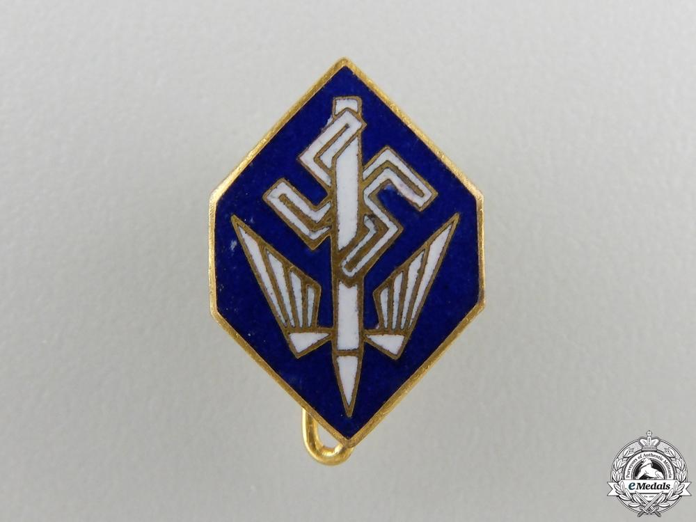 A German Stenographer Association Pin