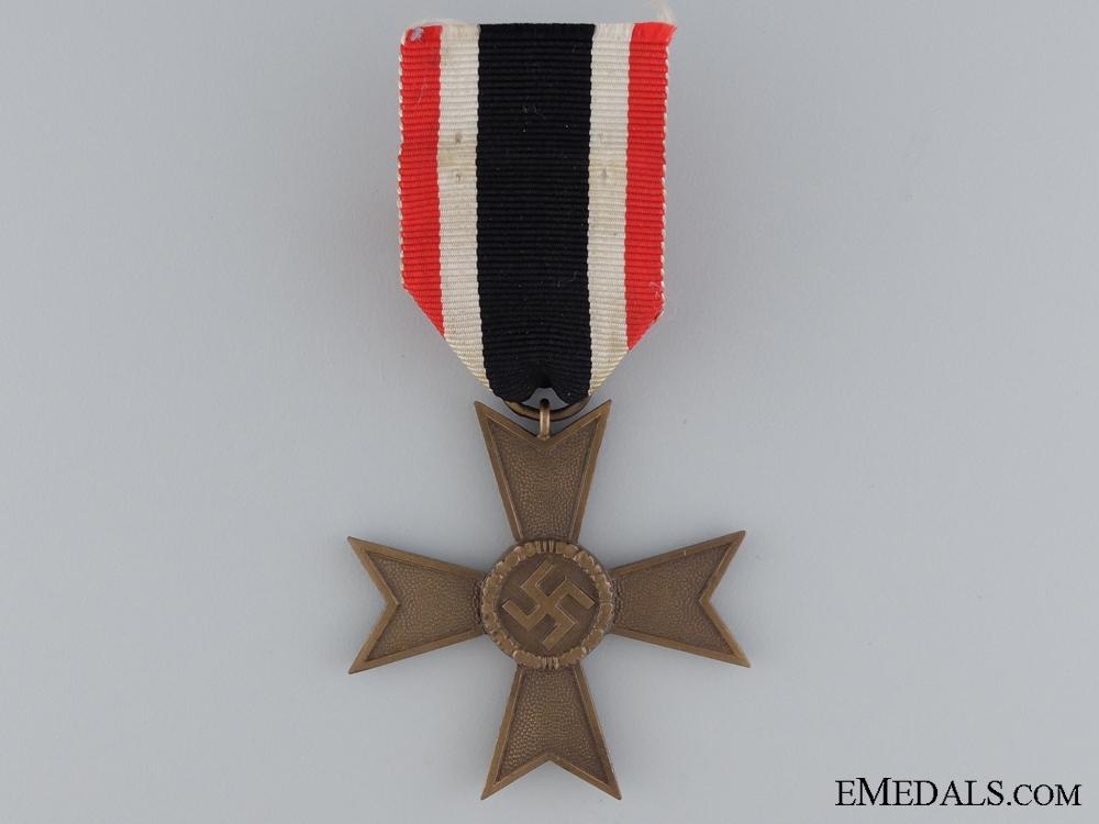 A German War Merit Cross; 2nd Class