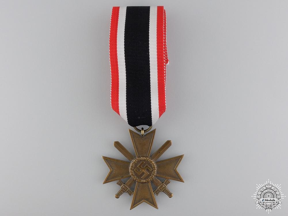 A German War Merit Cross; 2nd Class with Swords