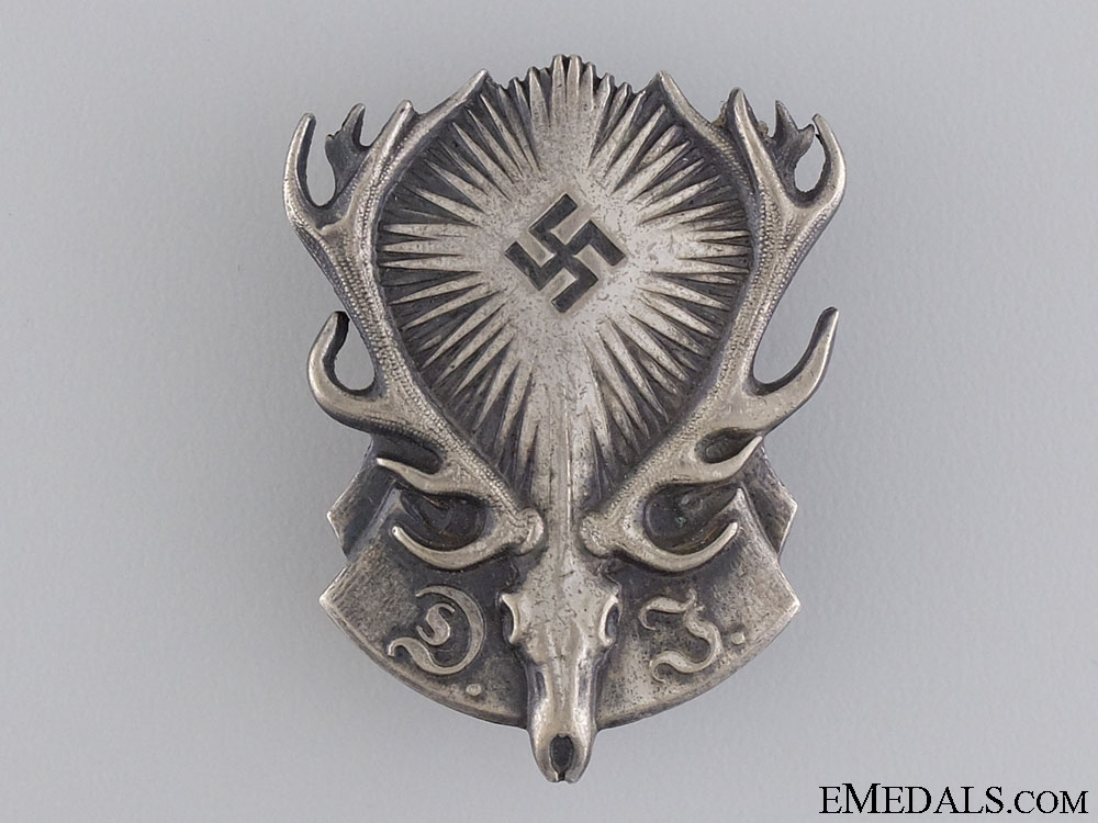 A Hunting Association Badge