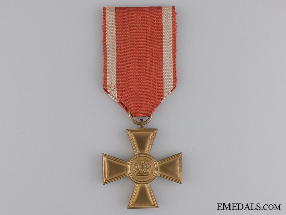 A Hesse NCO's Long Service Cross