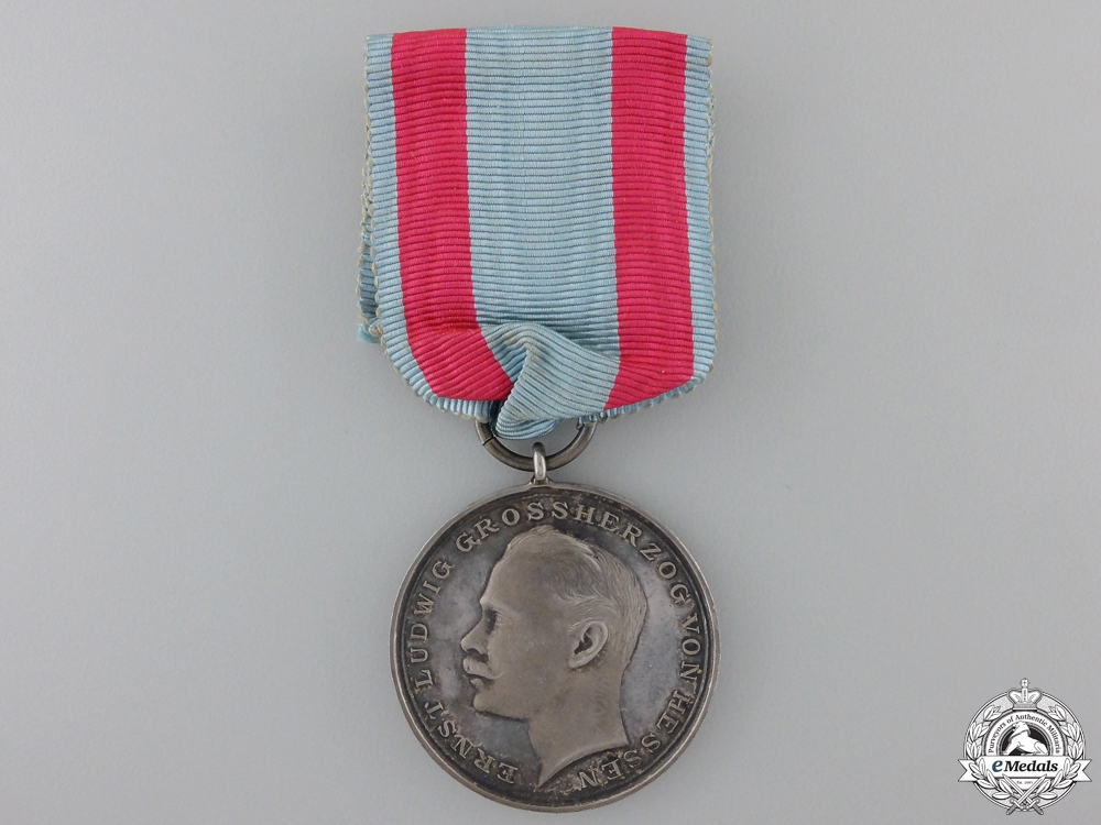 A Hessen General Honour Decoration, Type III (1894-1918)