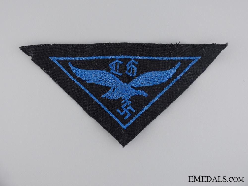 A HJ Flak Helper Cloth Insignia