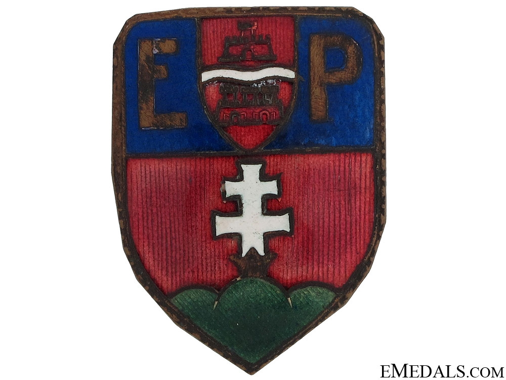 A Hungarian EP Badge