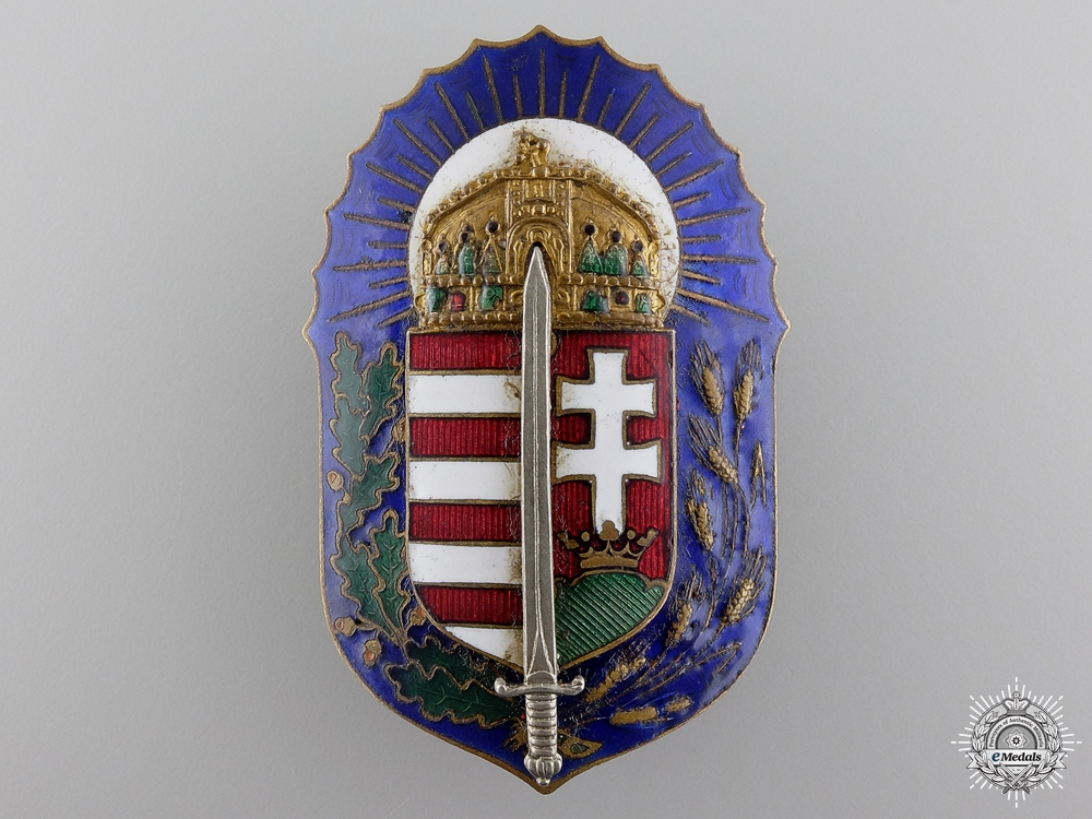 A Hungarian Order of Vitez by Boczan Karoly