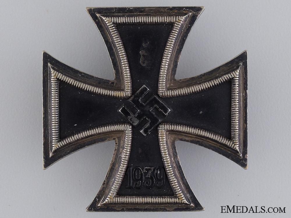 A Iron Cross First Class 1939