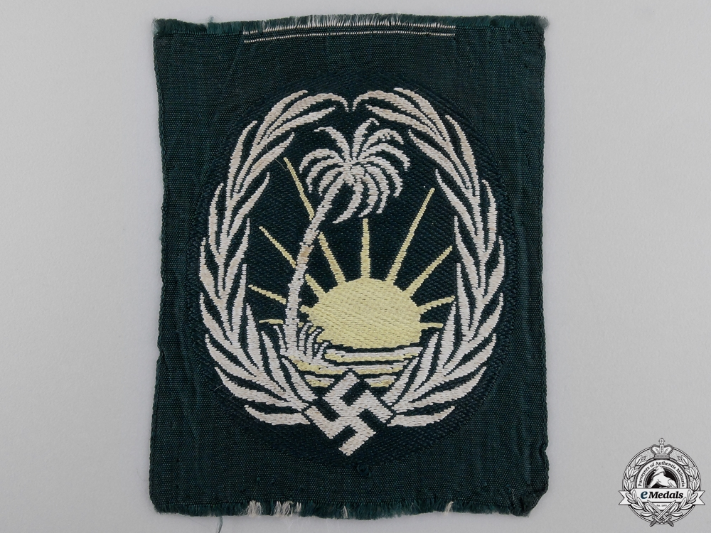 A Jäger Sonderverband 287 Sleeve Insignia
