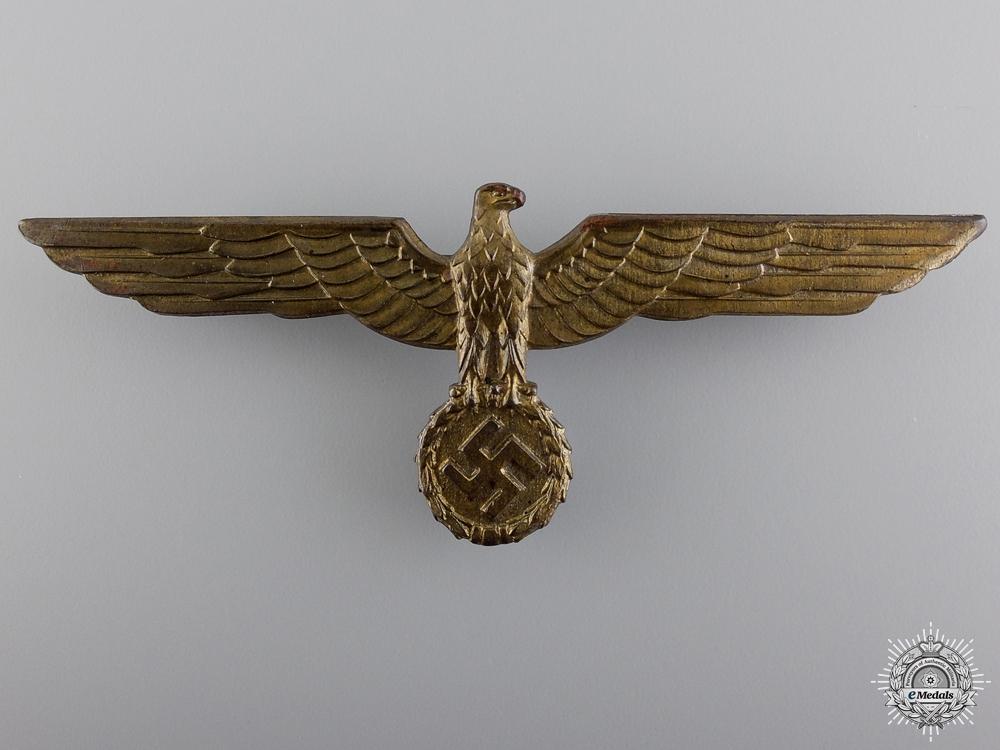 A Kriegsmarine Breast Eagle