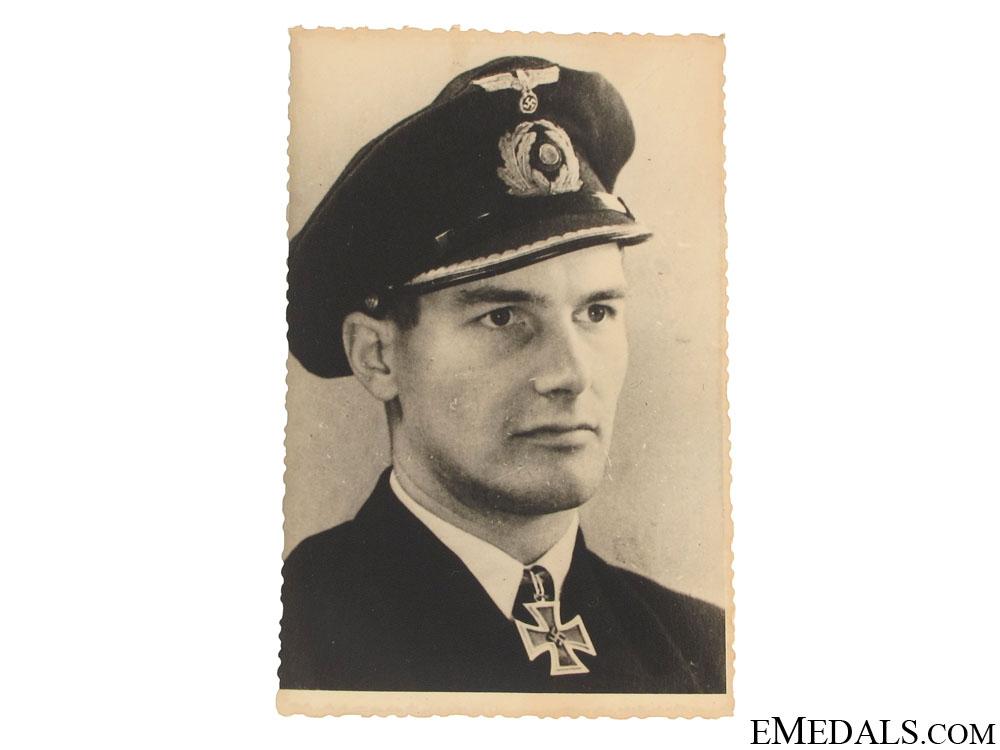 A Kriegsmarine KC Winner Photograph