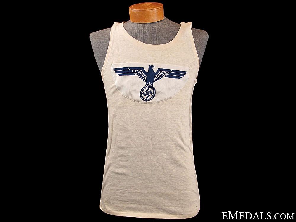 A Kriegsmarine Sport Shirt