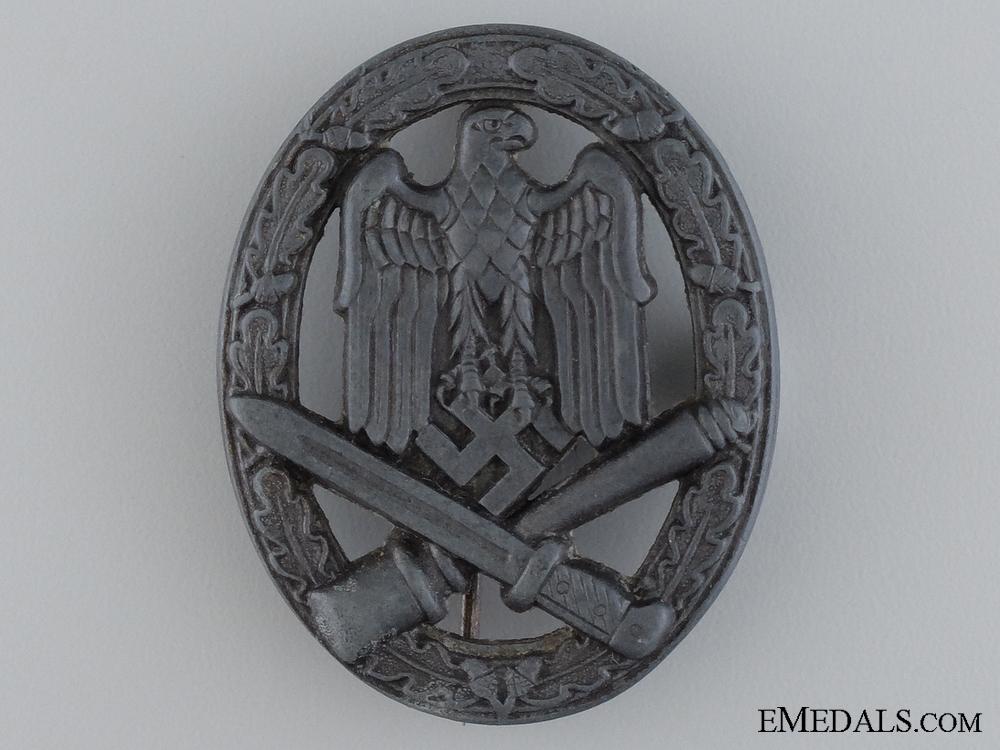 A Late War German General Assault Badge