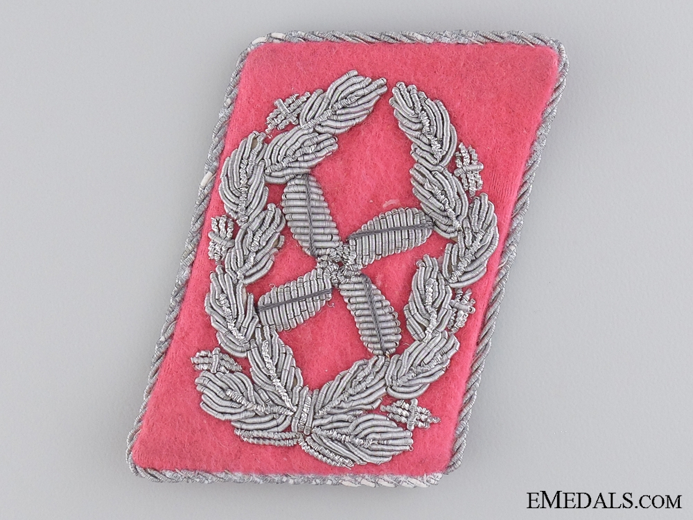 A Luftwaffe Chief of Staff Engineer Single Collar Tab
