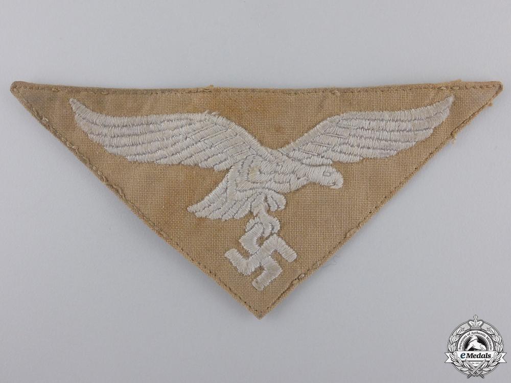 A Luftwaffe Breast Eagle, Tropical Version