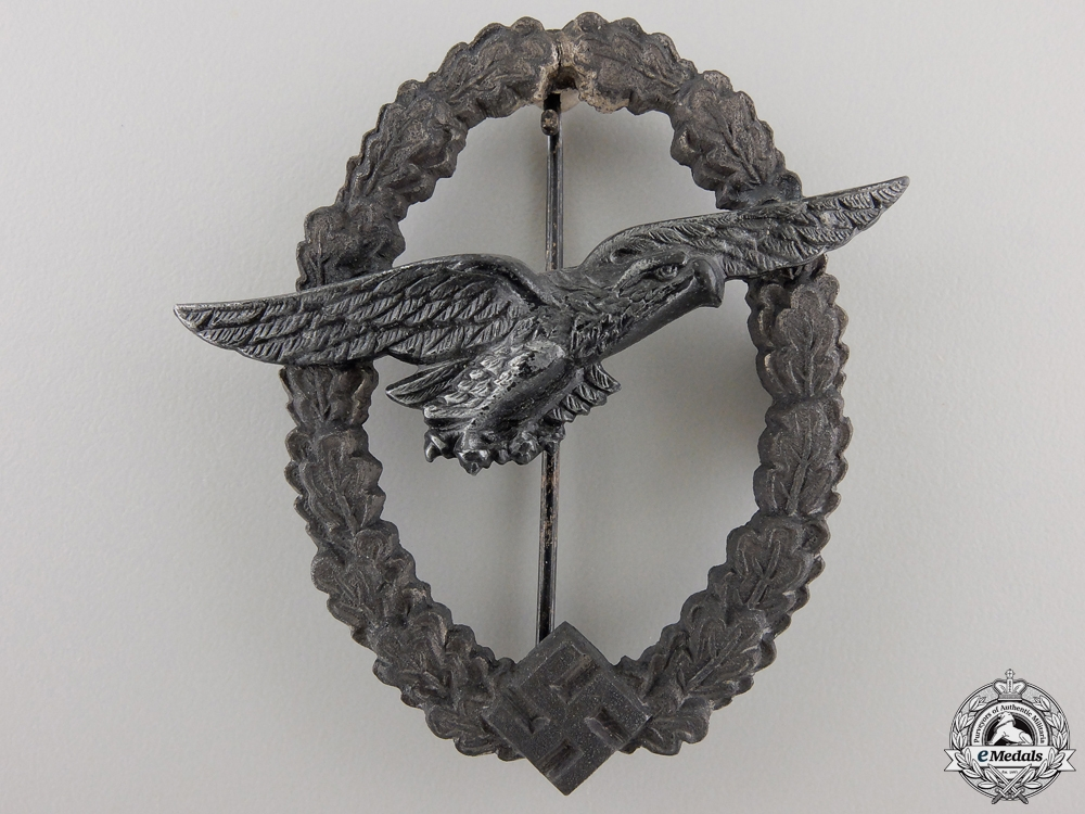 A Luftwaffe Glider Pilot's Badge