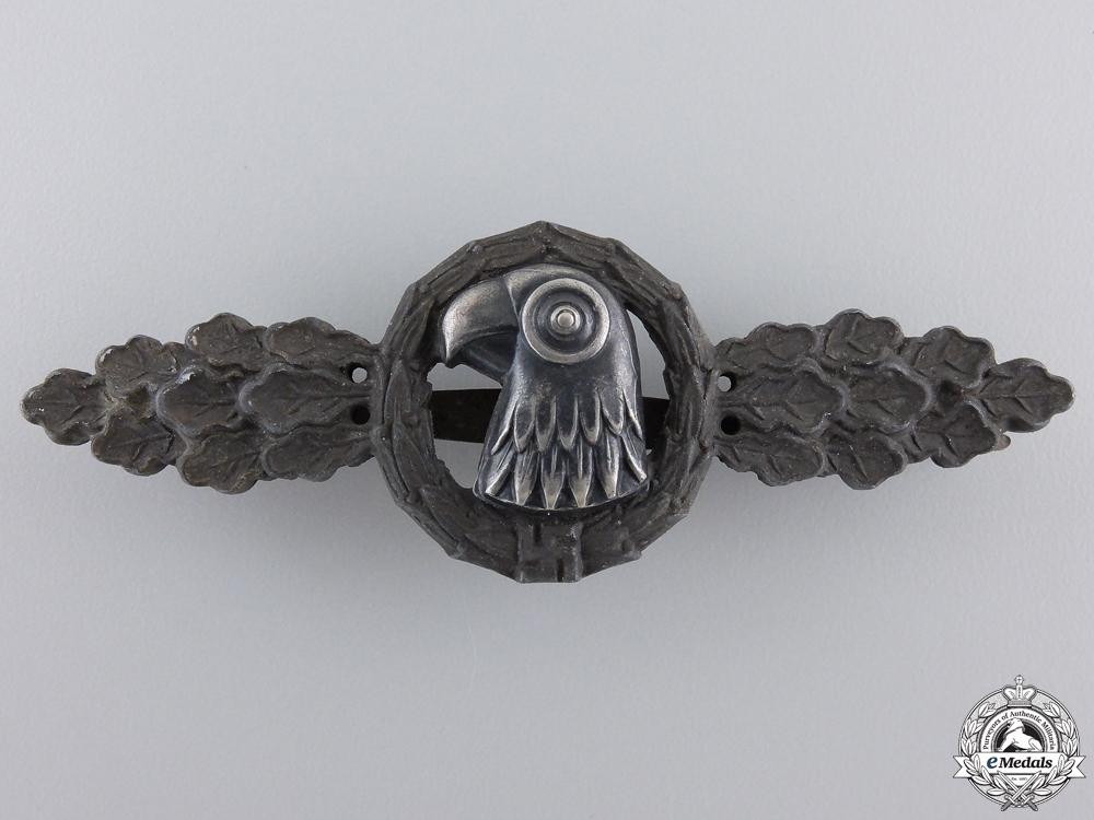 A Luftwaffe Reconnaissance Squadron Clasp; Bronze Grade