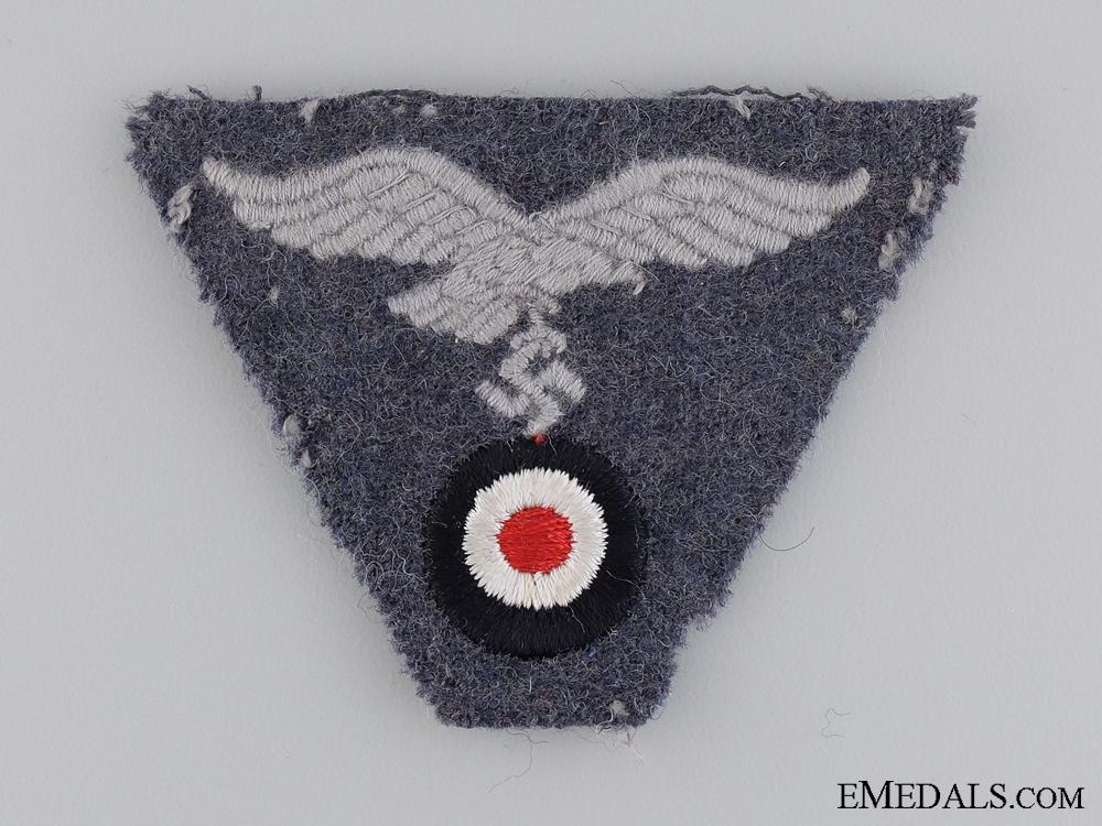 A Luftwaffe Trapezoid Cap Insignia