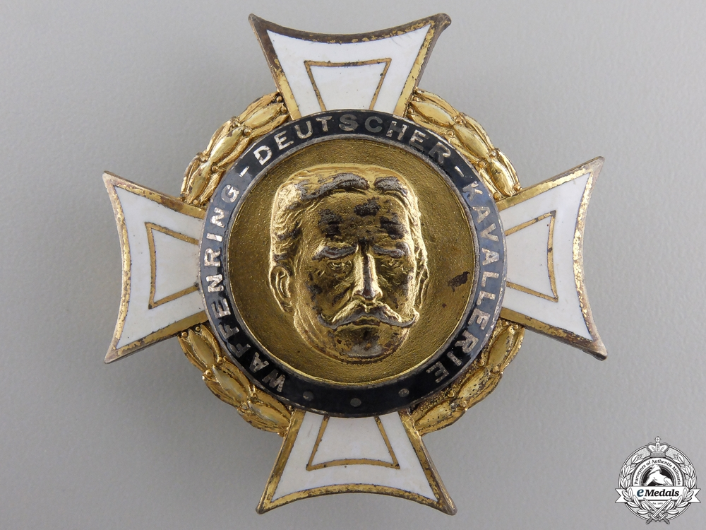 A Mackensen Honor Cross First Class