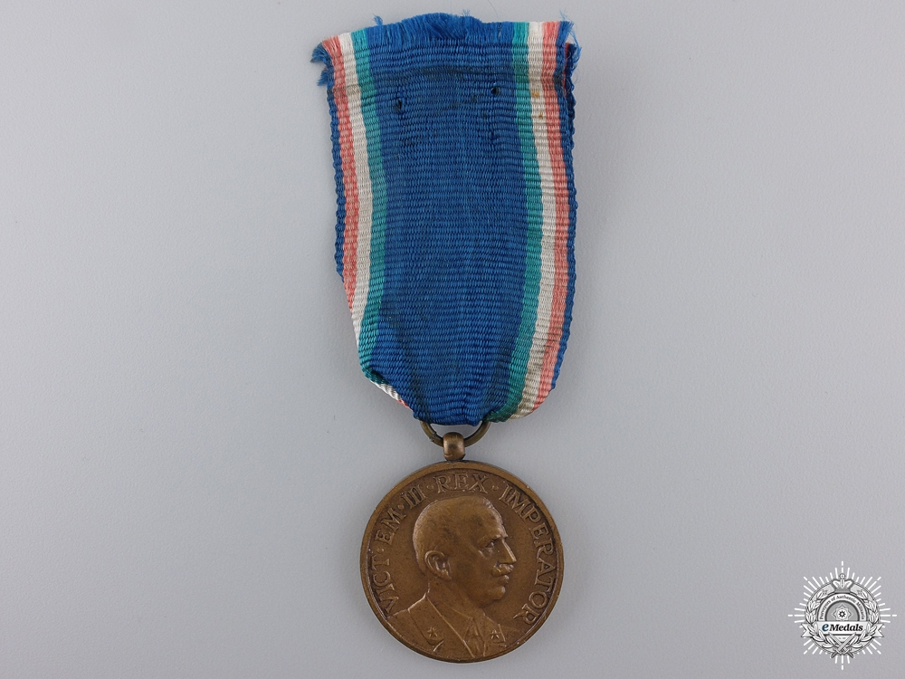 A Medal of Merit for Italian Schools Abroad; Bronze Grade