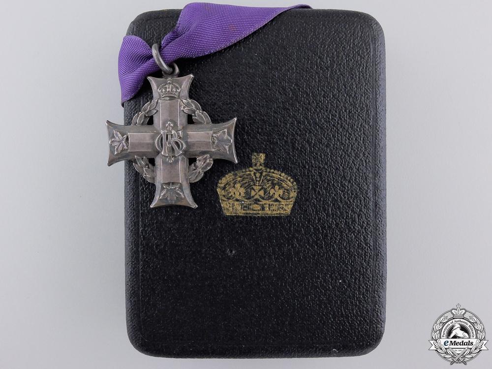A Memorial Cross to the 3rd Brigade Canadian Garrison Artillery
