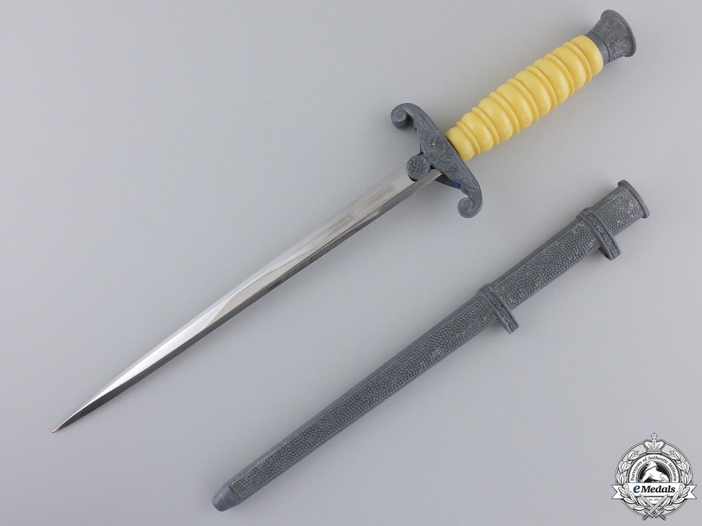 A Miniature Army Officer's Dagger