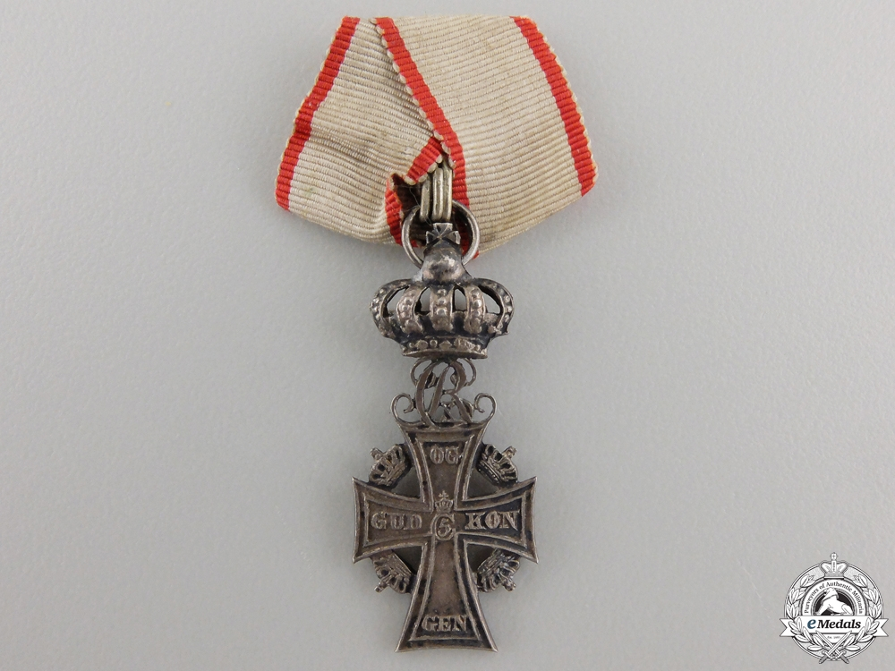A Miniature Danish Order of the Dannebrog