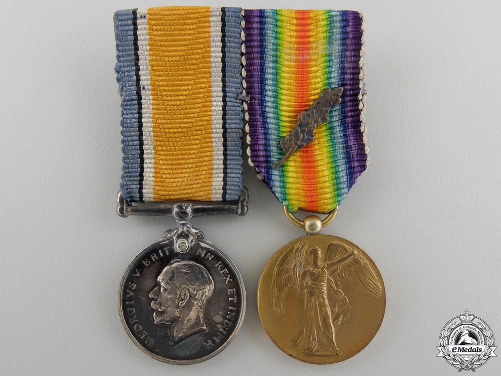 A Miniature First War Pair
