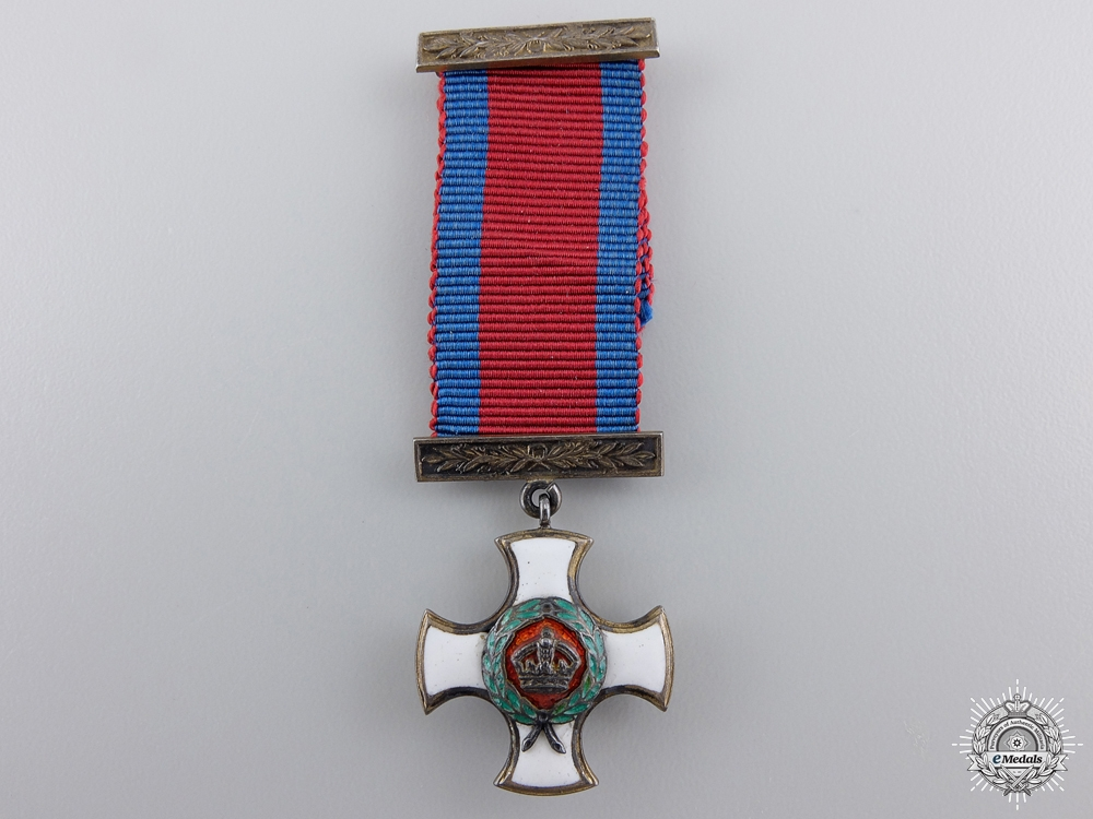A Miniature George V Distinguished Service Order