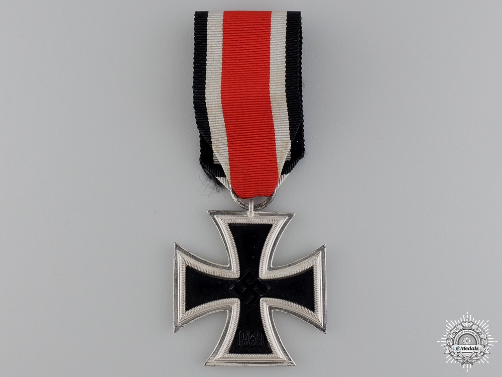 A Mint Iron Cross Second Class 1939 by Hermann Aurich