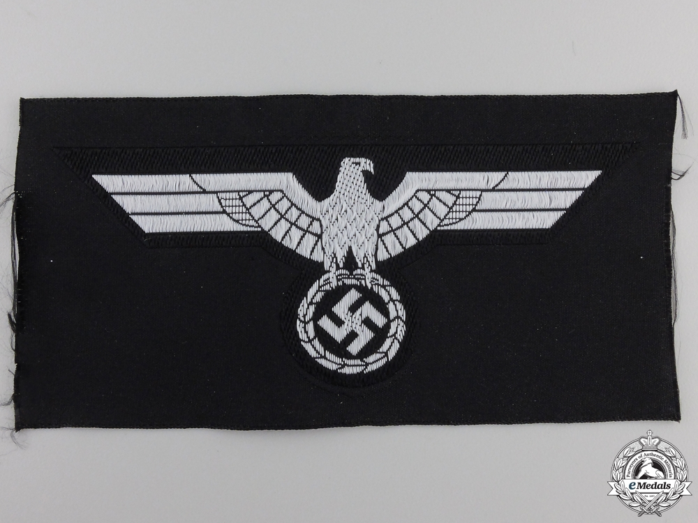 A Mint Panzer Breast Eagle