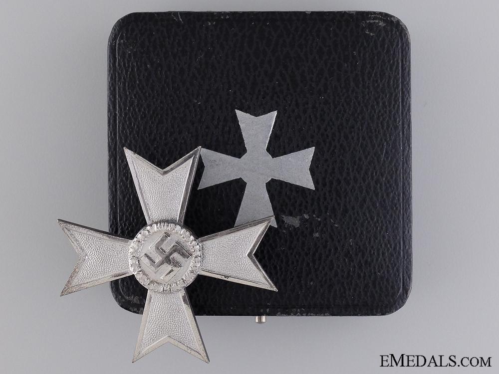 A Mint War Merit Cross; First Class with Deschler Case