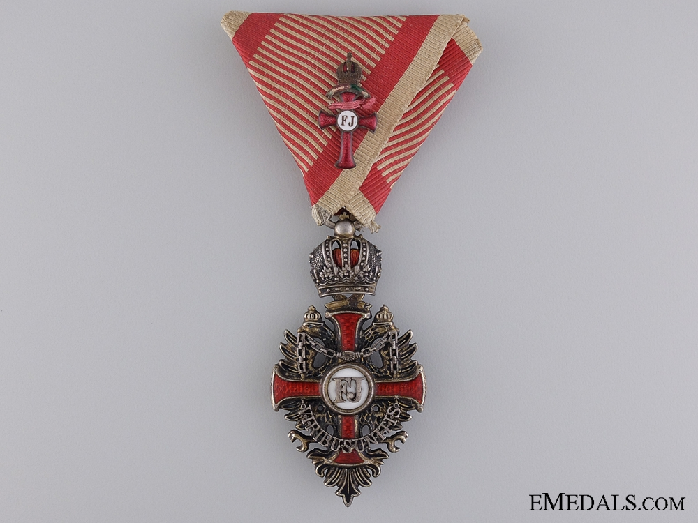 A Order of Franz Joseph by H. Ulbrichts Witwe