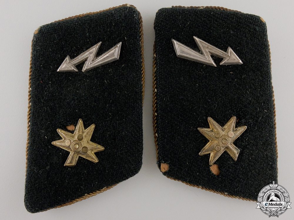 A Pair of Second War Croatian Signal Troops