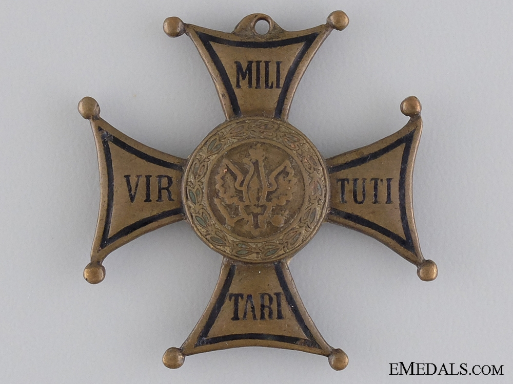 A Polish Order of Virtuti Militari