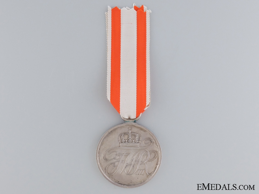 A Prussian General Service Medal