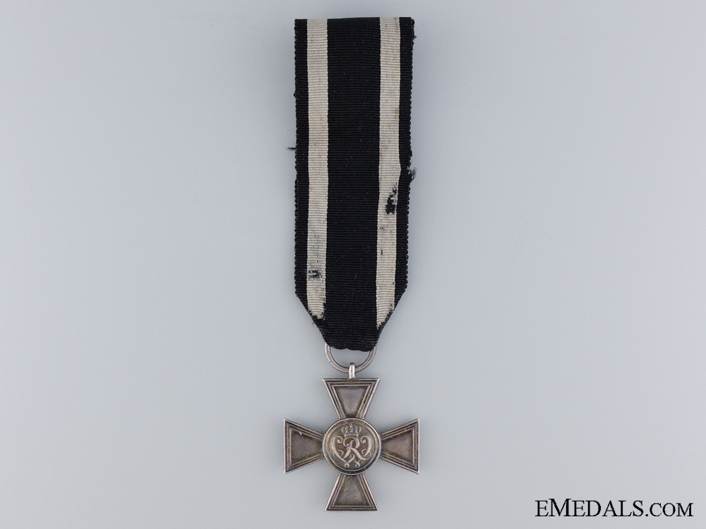 A Prussian Military Honour Cross First Class by A.W.