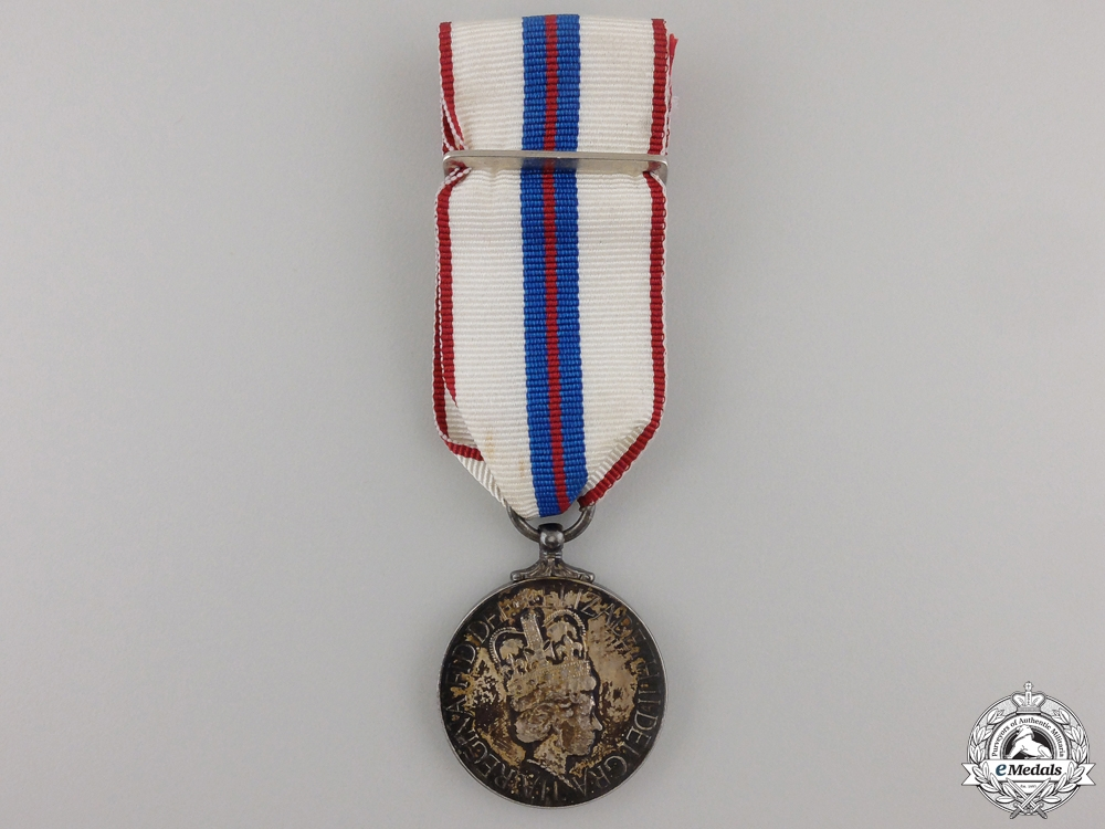 A Queen Elizabeth II Jubilee Medal 1977