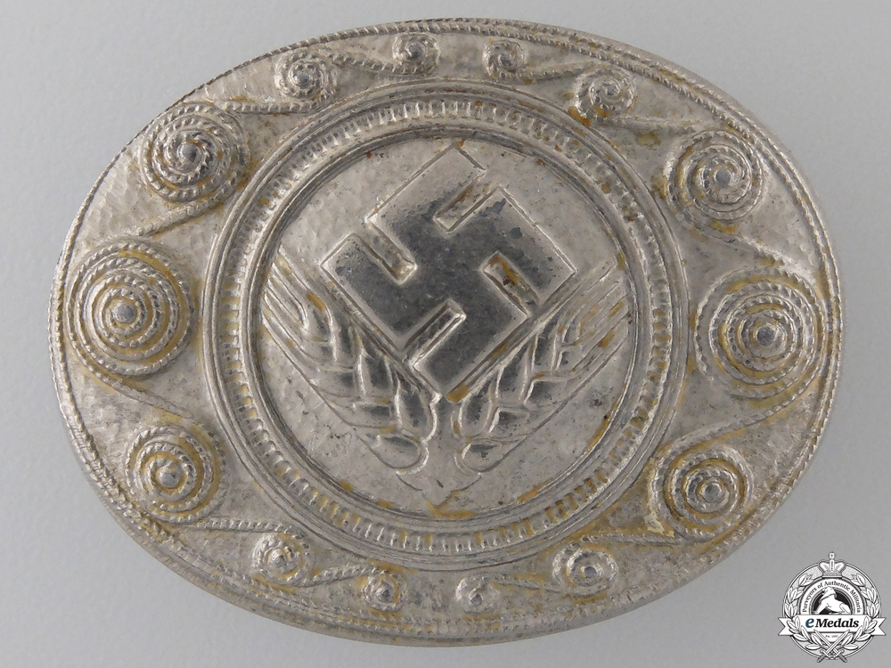 A RADwJ Personnels Commemorative Badge