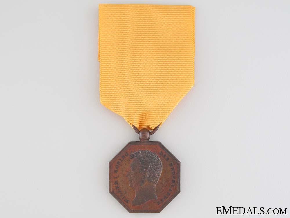 A Rare 1825-1830 Java War Medal