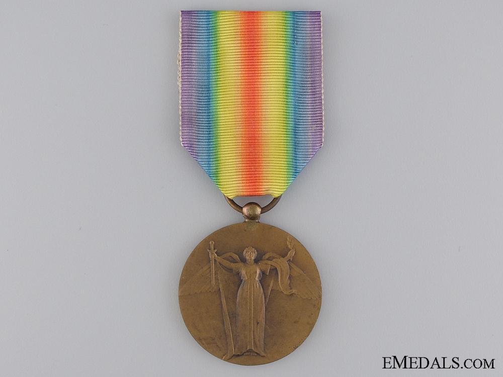 A Rare First War Cuban Victory Medal