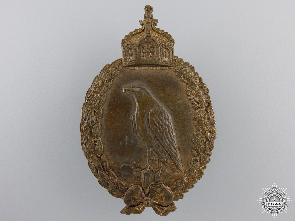 A Rare Imperial German Badge for Observers on Naval Planes