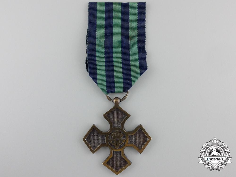 A Romanian Commemorative Cross for the 1916-1919 War