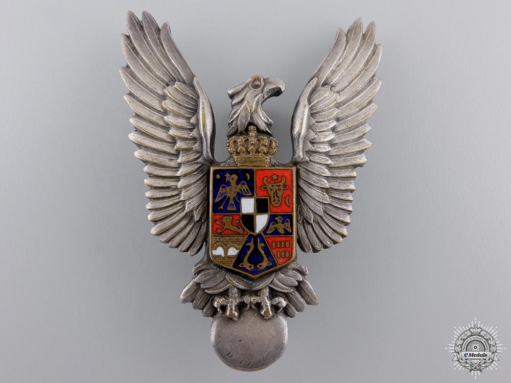 A Romanian Pilot's Badge