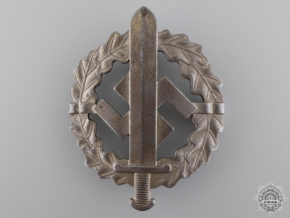 A SA Silver Sports Badge by W.Redo