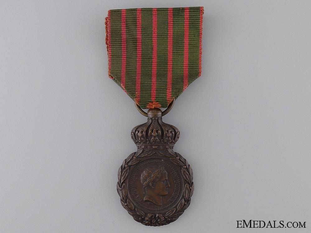 A Saint Helena Medal
