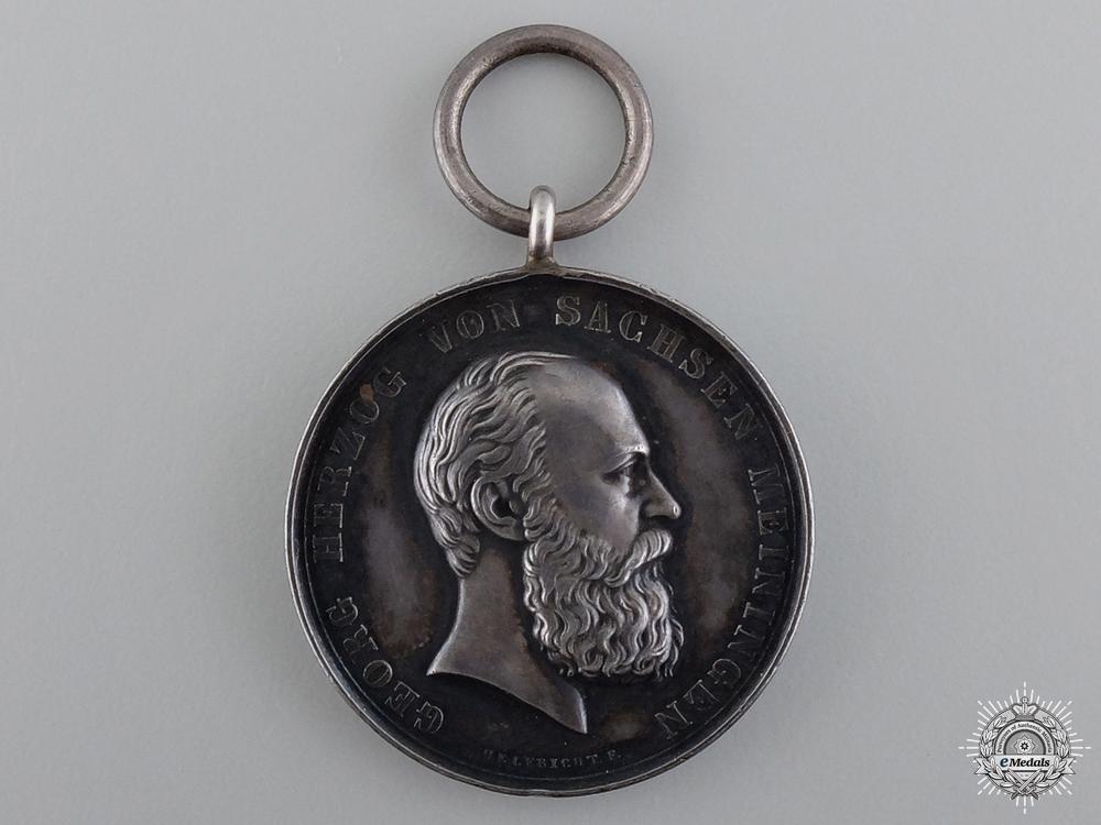 A Saxon Silver Merit Medal 1890-1914
