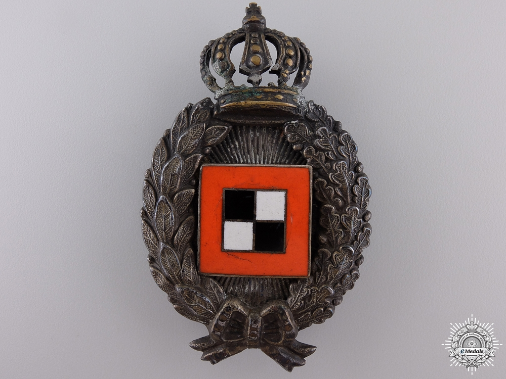 A Scarce Imperial Bavarian Observer's Badge