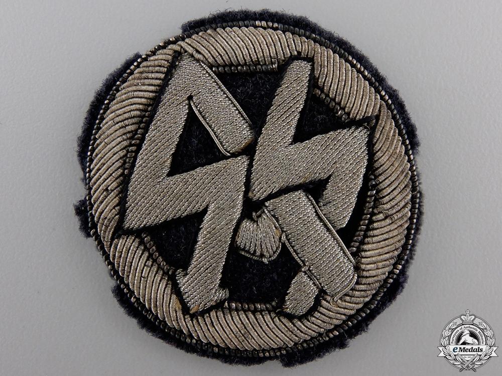A Scarce SA/SS DLV Traditional Badge